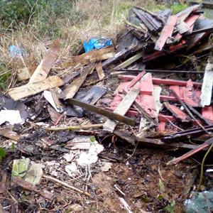 Remove Garden Rubbish in Caversham